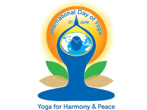 Logo International Yoga Day